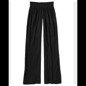 Old Navy Smock Organza Gauze Swim Coverup Pants XL